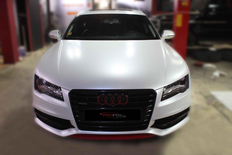 Vehicle Wraps Phantom Autos