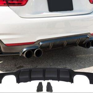 f32 rear diffuser - quad